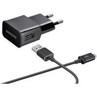 Samsung Originele Thuis oplader Micro-USB 2A - Zwart