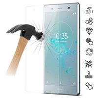 Sony Xperia XZ2 Premium Glazen Screenprotector - 9H - Doorzichtig