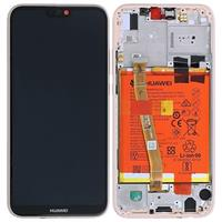Huawei P20 Lite LCD Display (Service pack) 02351VUW - Roze