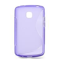 B2Ctelecom LG Optimus L1 II TPU Case S-Line Paars