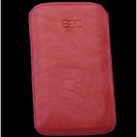 B2Ctelecom B2C Leather Case HTC Wildfire S Washed Pink