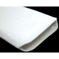 B2Ctelecom B2C Leather Case HTC Wildfire Washed White