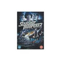 Starship Troopers 2 - Hero of the Federation DVD