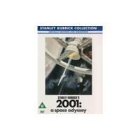 2001 A Space Odyssey DVD