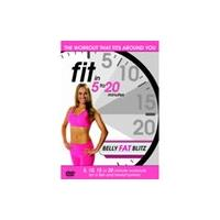 Fit in 5 to 20 Minutes - Belly Fat Blitz DVD