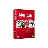 Musical Collection - Annie Get Your Gun / Easter Parade / Calamity Jane / High Society / Meet Me DVD