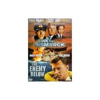 Sink The Bismarck! / Enemy Below (Double Pack) DVD