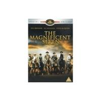 Namco The Magnificent Seven Special Edition DVD