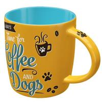 Fiftiesstore Beker Coffee and Dogs