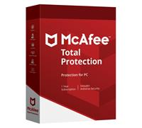 McAfee Total Protection 3 Devices 1year