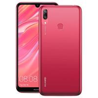 Puro 0.3 Nude Huawei Y7 (2019) TPU Case - Doorzichtig