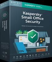 Kaspersky Small Office Security 5PC+5Smartphones+1FS 1jaar