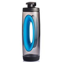 XD Design bidon Bopp 0,5 liter 24,1 x 6,8 cm blauw