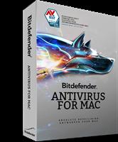 Microsoft Bitdefender Antivirus voor Mac 2017 1 Jaar 1 Mac