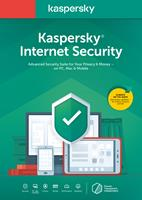 Kaspersky Internet Security 2020 - 5 devices