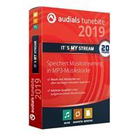 Audials Tunebite 2019 Platinum muzieksoftware, [download] [onmiddellijke levering].