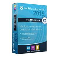Audials Radiotracker 2019, [Download] [Onmiddellijke levering].