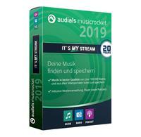 Audials Muziekraket 2019, [Download] [Onmiddellijke levering].