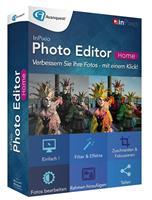 InPixio Foto-editor Home