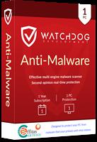 watchdogdevelopment Watchdog Anti-Malware 1 eenheid / 3 jaar
