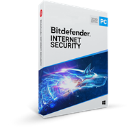 Bitdefender Internet Security 2020, 3 jaar volledige versie 1 Apparaat