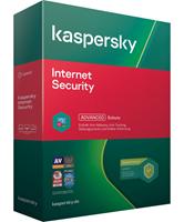 Kaspersky Internet Security 2021 Upgrade 3 apparaten / 2 jaar