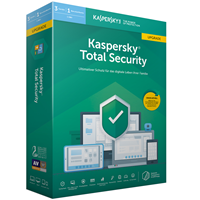 Kaspersky Totale veiligheid 2020 Upgrade 1 Apparaat 2 Jaar