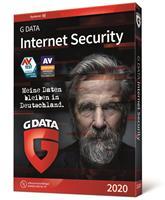 gdata G Data Internet Security 2020, 1 Jaarvolledige versie 4 Geräte