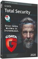 gdata G Data Totale beveiliging 2020, 1 Jaar volledige versie 3 Apparaten
