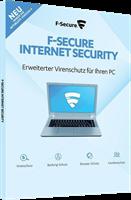 F-Secure Internet Security 2020-upgrade 3 apparaten / 2 jaar