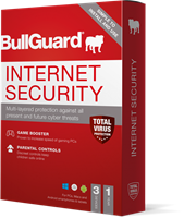 BullGuard Internet Security 2021 3 apparaten / 3 jaar