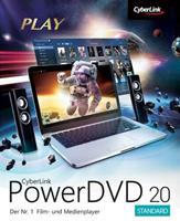 Cyberlink PowerDVD 20 Ultra Vollversion