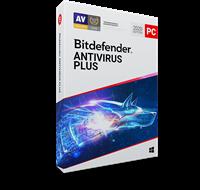 Bitdefender Antivirus Plus 2020, 3 jaar volledige versie 10 apparaten