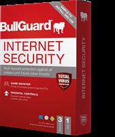 BullGuard Internet Security 2021 5 apparaten / 3 jaar