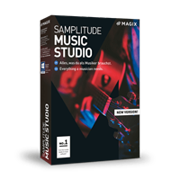 Magix Samplitude Music Studio 2019, volledige versie [Download] ESD