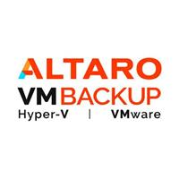 Altaro VM Backup for Hyper-V - Unlimited Plus Edition including 1Y of SMA