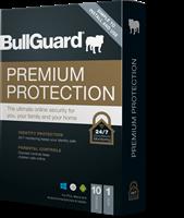 BullGuard Premium Protection 2021 15 apparaten / 1 jaar