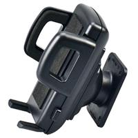 Fix2Car Universele Autohouder met Kogelgewricht - 35-83mm - Zwart