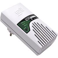 schabus 300251 Gasmelder Met interne sensor werkt op het lichtnet Detectie van Kooldioxide