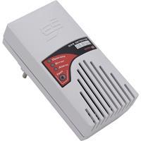 schabus 300924 Gasmelder Met interne sensor werkt op het lichtnet, werkt via stopcontact Detectie van Methaan, Propaan, Butaan
