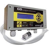 schabus 300256 Gasmelder Met interne sensor werkt op het lichtnet Detectie van Koolmonoxide