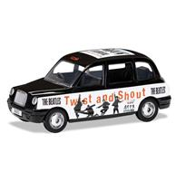 fiftiesstore The Beatles - Twist and Shout Schaalmodel 1:36
