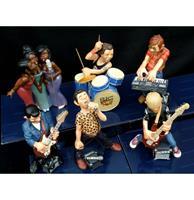 Fiftiesstore Complete Big Bang Band Van Parastone Studios In 's Hertogenbosch