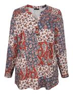 M. collection Blouse  Bruin