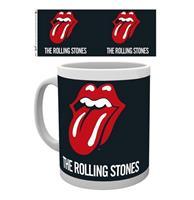 Fiftiesstore The Rolling Stones Logo Mok