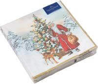 VILLEROY & BOCH Winter Specials - Servetten Tree 33x33cm