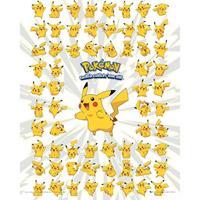 Merkloos Gbeye Pokemon Pikachu Poster 40x50cm