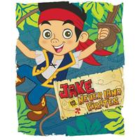 Pyramid Jake And The Neverland Pirates Swing Poster 40x50cm