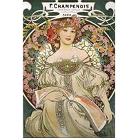 Expo XL Alfons Mucha Jugendstil - Maxi Poster (704)