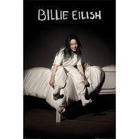 Pyramid Billie Eilish When We All Fall Asleep Where Do We Go Poster 61x91,5cm